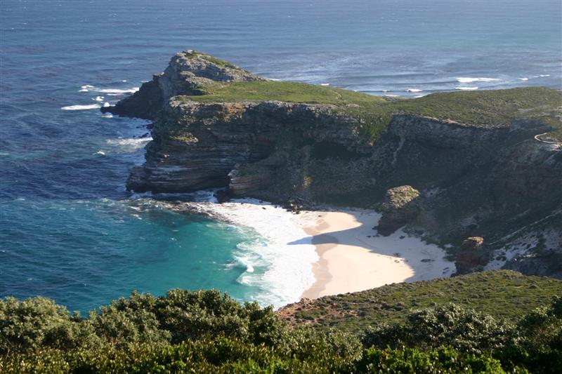 Cape of Good Hope and Table Mountain 7Wonders of Nature nominees