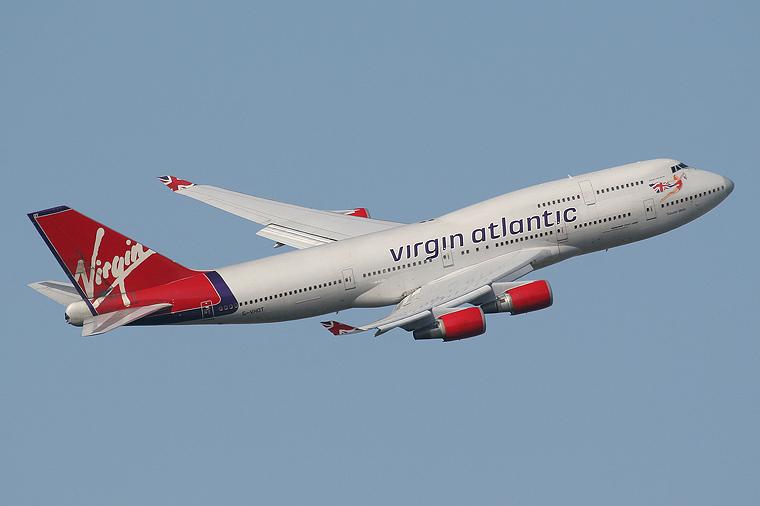 VIRGIN Atlantic | Whale Cottage Portfolio Blog