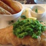 Kloof Street House Beer battered fish Whale Cottage Portfolio