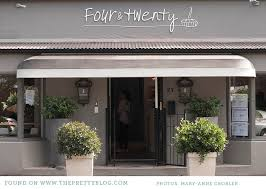 Four & 20 Cafe via The Pretty Blog