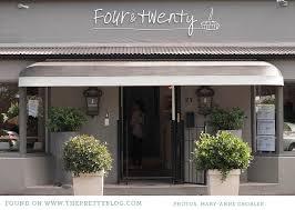 Four & 20 Cafe via The Pretty Blog