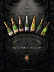 Graham Beck Wines MCC Crown Ad