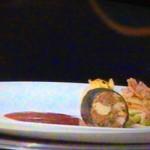 MasterChef 2 15 Olympic Team pork dish Whale Cottage Portfolio