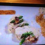 MasterChef 2 7 Kamini Pather Chicken Mousse Whale Cottage Portfolio