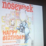 Noseweek 20th birthday Whale Cottage Portfolio