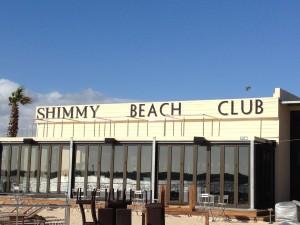 Shimmy Beach Club exterior Whale Cottage Portfolio