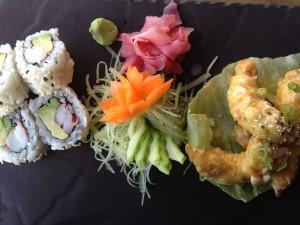 Shimmy Sushi Whale Cottage Portfolio