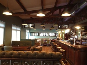The Odyssey interior Whale Cottage Portfolio