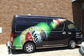 Amstel delivery