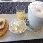 De Brasserie Coffee platter Whale Cottage Portfolio