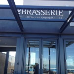 De Brasserie Exterior Whale Cottage Portfolio