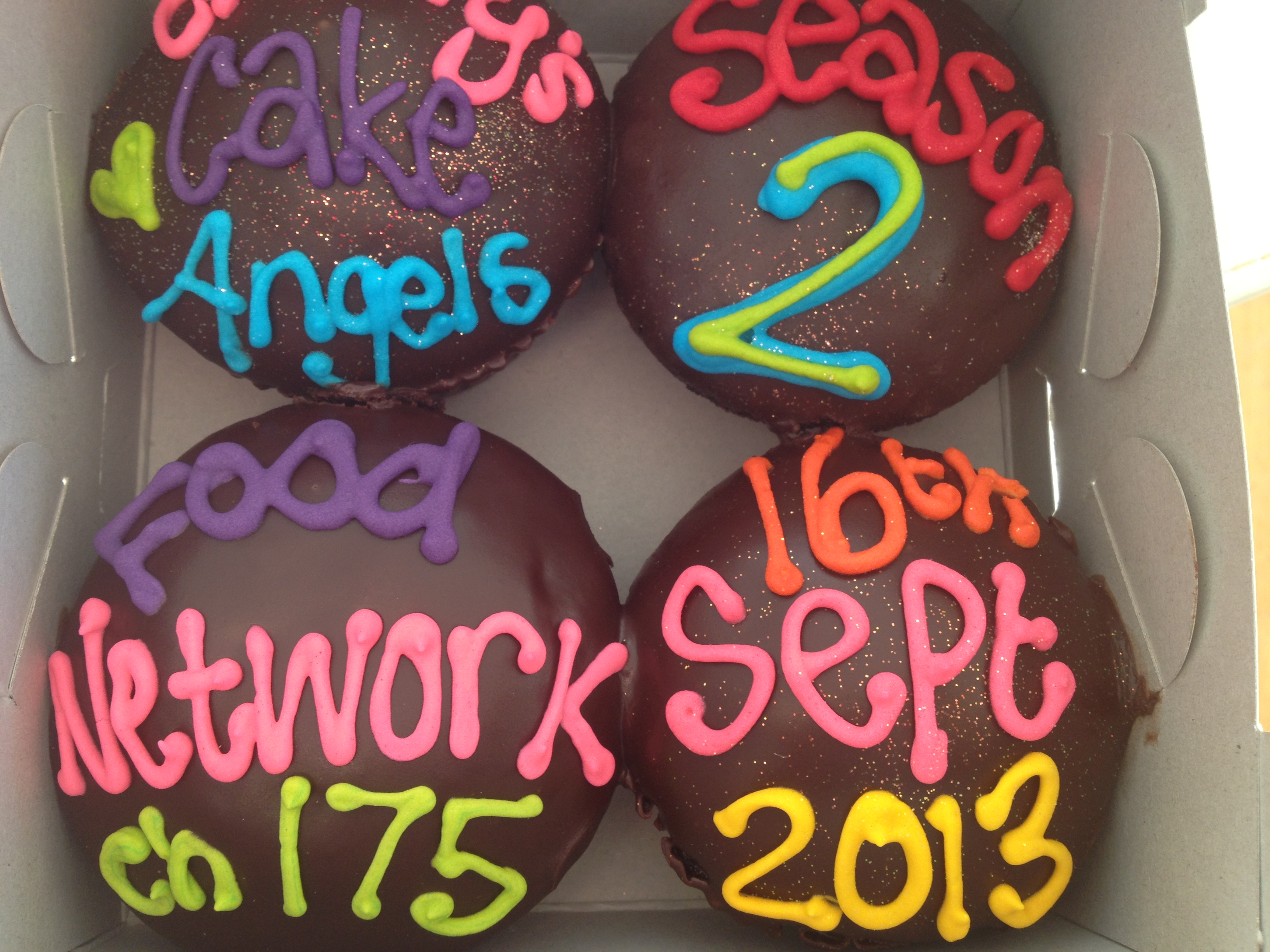 Charlys Bakery Charlys Cake Angels Season 2 baking from today