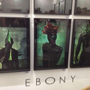 Cape Town Art Fair Ebony Whale Cottage Portfolio