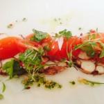 Chenin Blanc Braised Octopus Whale Cottage Portfolio