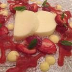 Emily's strawberry Dessert Whale Cottage Portfolio