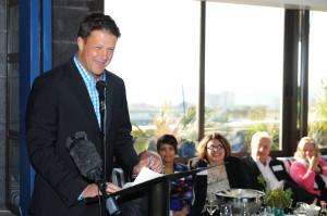 Bob Skinstad - Overstrand tourism ambassador