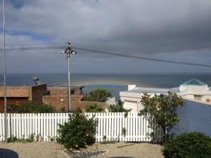 Camps Bay rainbow Whale Cottage Portfolio