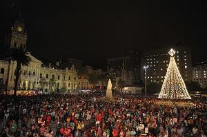 Festive Lights Switch On 2012