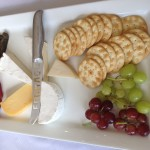 Kershaw Wines cheese platter Whale Cotatge Portfolio