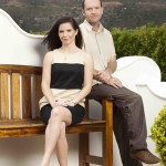 Platter's 2014 Winery of the Year winners - Andrea and Chris Mullineux of Mullineux Family Wines