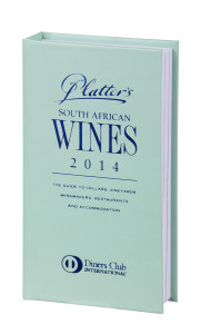 Platter's South African Wine Guide 2014 'Aquamarine' Edition