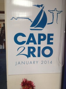 Cape2Rio Yacht Race Logo Whale Cottage Portfolio