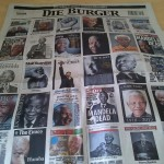 Die Burger Mandela