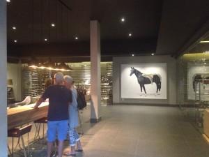 Equus Tasting Room Whale Cottage Portfolio