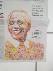 Mandela AVBOB Whale Cotatge Portfolio