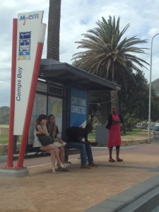 My CiTi Bus Camps Bay Whale Cottage Portfolio