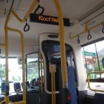 MyCiTi Bus Interior bus Whale Cottage Portfolio