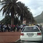 MyCiTi Bus queue taxi Camps Bay Whale Cottage Portfolio