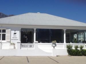 Pistachio Bistro Exterior Whale Cottage Portfolio