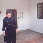 Springfontein Eats Chef Juergen Schneider Whale Cottage Portfolio