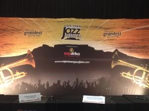 Jazz Festival Banner Whale Cottage Portfolio