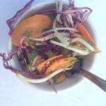 Constantia Fresh Bertus dish Whale Cottage Portfolio
