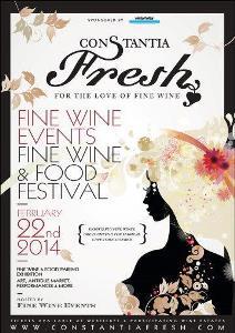 Constantia Fresh poster
