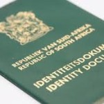 Department of Home Affairs ID book