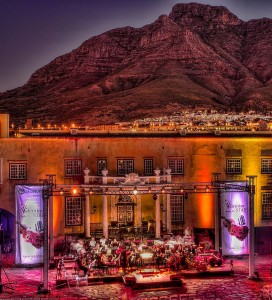 Valentine Orchestra and Table Mountain
