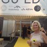 WDC2014 Gala Dinner Alayne Reesberg