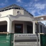 Folliage exterior building Whale Cottage Portfolio