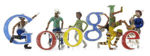 Google Doodle Freedom Day
