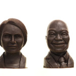 Honest Choclate chocolate-political-figurines