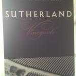 Thelema Sutherland Banner Whale Cottage Portfolio