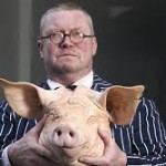 World's 50 Best Fergus Henderson pig's head