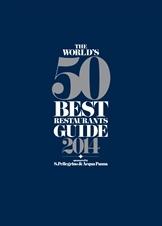 World's 50 Best Restaurants logo