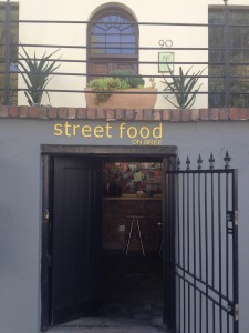 Chef's Warehouse Street Food logo Whale Cottage Portfolio