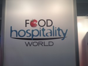 Food Hospitality World logo Whale Cottage Portfolio