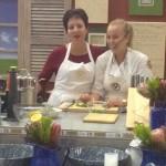 Good Food & Wine Show Hetta Van Deventer Whale Cottage Portfolio