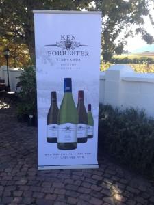 Ken Forresster Wines Banner Whale Cottage Portoflio